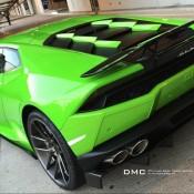 dmc huracan green 1 175x175 at DMC Huracan Affari Returns in Verde Mantis