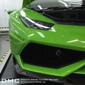 dmc huracan green 5 175x175 at DMC Huracan Affari Returns in Verde Mantis