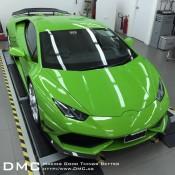 dmc huracan green 7 175x175 at DMC Huracan Affari Returns in Verde Mantis