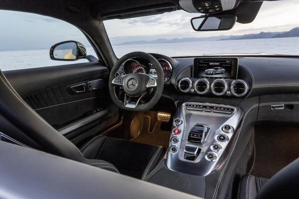 mercedes amg gt uk 2 600x400 at Mercedes AMG GT UK Pricing Details