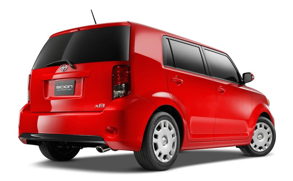 2015 Scion xB 0 at Official: 2015 Scion xB