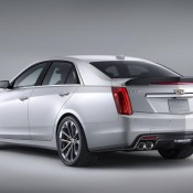 2016 Cadillac CTS V 2 175x175 at Official: 2016 Cadillac CTS V
