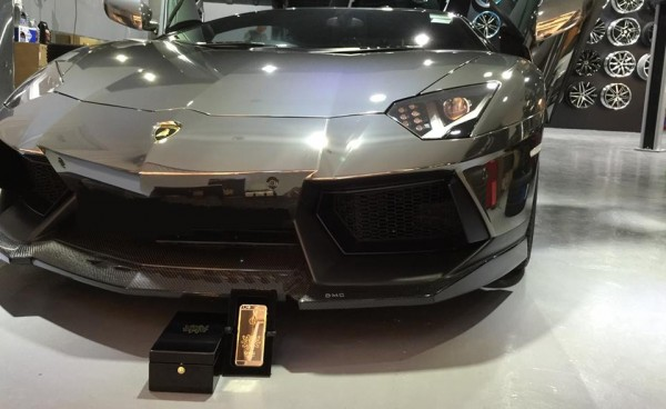 DMC Gold iPhone 6 0 600x368 at Gallery: DMC Gold iPhone 6 Meets the Molto Veloce