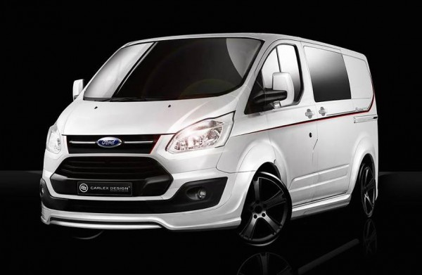 Ford Transit by Carlex 0 600x391 at Ford Transit by Carlex Design UK