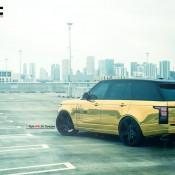 """Golden Range Rover 2 175x175 at Golden Range Rover on 24"""" Vellano Wheels"""