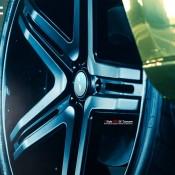 """Golden Range Rover 7 175x175 at Golden Range Rover on 24"""" Vellano Wheels"""