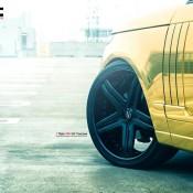 """Golden Range Rover 8 175x175 at Golden Range Rover on 24"""" Vellano Wheels"""
