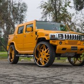 Hummer H2 34 5 175x175 at Hummer H2 on 34 inch Forgiato Wheels!