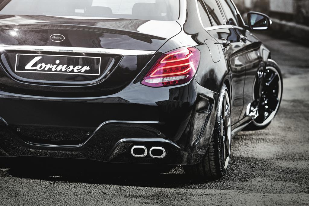 Preview Lorinser Mercedes C Class