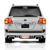 Rowen Toyota Land Cruiser 1 175x175 at Rowen Toyota Land Cruiser Styling Kit Now Ready