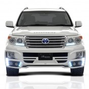 Rowen Toyota Land Cruiser 3 175x175 at Rowen Toyota Land Cruiser Styling Kit Now Ready