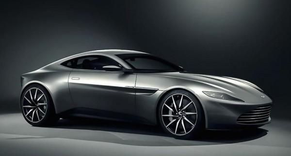 aston martin db10 1 600x321 at Aston Martin DB10 Spectre Revealed for New James Bond Movie