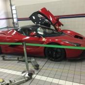 red laferrari 3 175x175 at Juicy Red LaFerrari at Horsepower Racing UK