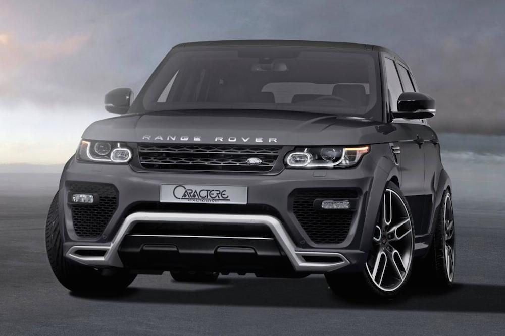 Caractere Exclusive Range Rover Sport Introduced