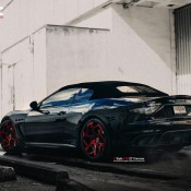 Maserati Gran Turismo MC Customs 9 175x175 at Red Wheeled Maserati Gran Turismo by MC Customs