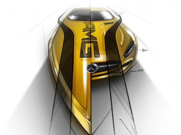 Mercedes AMG GT Cigarette 600x450 at Mercedes AMG GT Cigarette Boat Teased