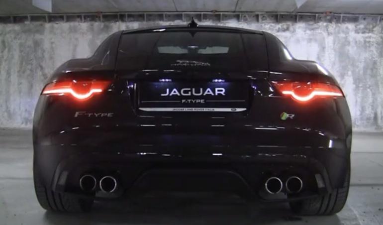 Let This Jaguar F Type R Machine Gun Your Ears