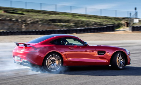 mercedes amg gt edition 1 600x364 at Mercedes AMG GT S Costs $130K in the U.S.