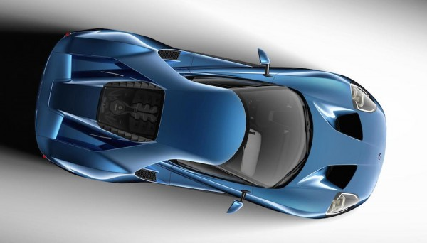 new ford gt 00 600x342 at 2015 NAIAS: Ford GT Concept