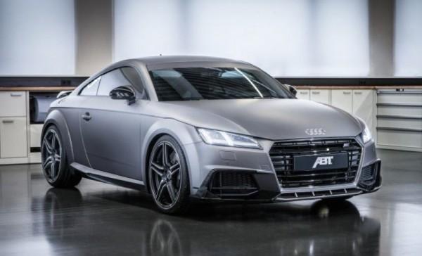 "ABT Audi TT 00 600x364 at ABT Audi TT ""Gunmetal"" Headed to Geneva"