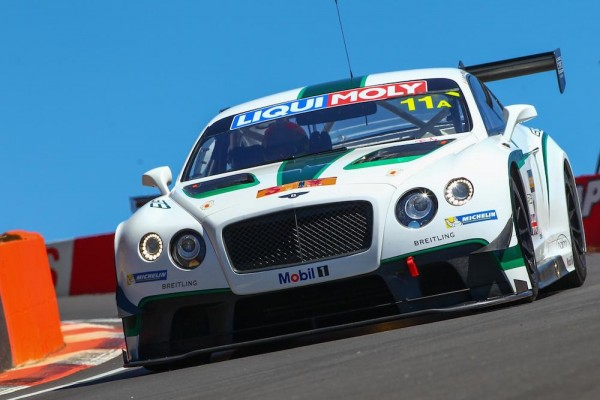 Bentley Continental GT3 Bathurst 0 600x400 at Gallery: Bentley Continental GT3 at Bathurst