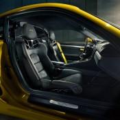 Cayman GT4 Interior 4 175x175 at Gallery: Porsche Cayman GT4 Interior Detailed
