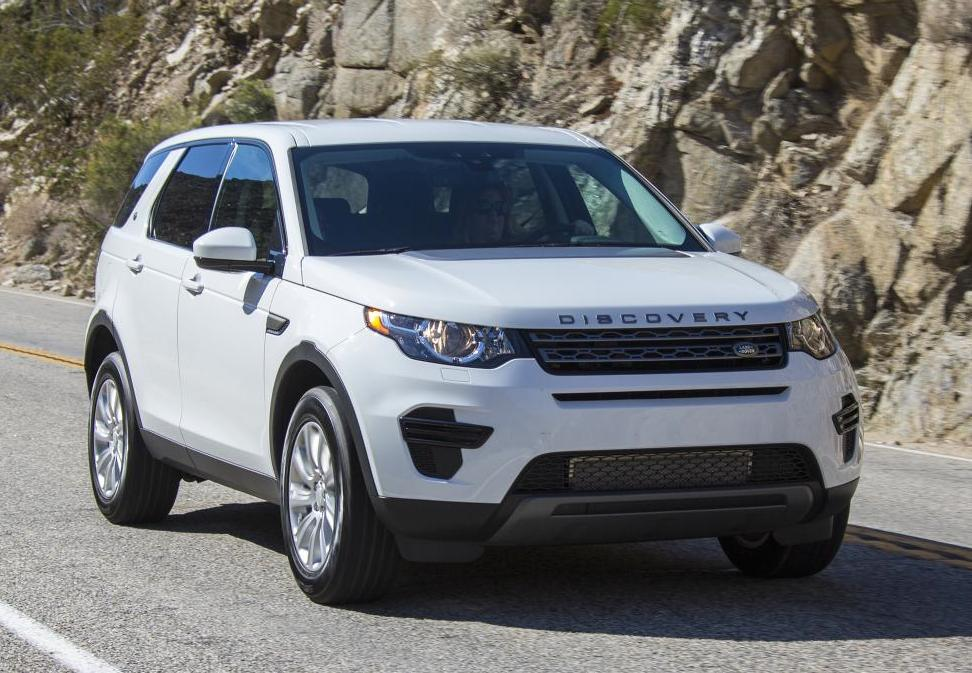 official: land rover discovery sport launch edition