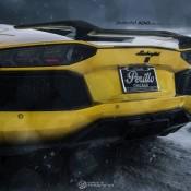Lamborghini Aventador Snow Plow 5 175x175 at Lamborghini Aventador Snow Plow by Auto Art Chicago