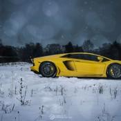 Lamborghini Aventador Snow Plow 6 175x175 at Lamborghini Aventador Snow Plow by Auto Art Chicago