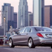 Maybach S600 10 175x175 at Mercedes Maybach S600 Shown Off in New Gallery