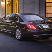 Maybach S600 15 175x175 at Mercedes Maybach S600 Shown Off in New Gallery