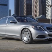 Maybach S600 16 175x175 at Mercedes Maybach S600 Shown Off in New Gallery