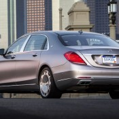 Maybach S600 18 175x175 at Mercedes Maybach S600 Shown Off in New Gallery