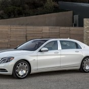 Maybach S600 19 175x175 at Mercedes Maybach S600 Shown Off in New Gallery