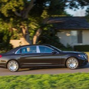 Maybach S600 2 175x175 at Mercedes Maybach S600 Shown Off in New Gallery
