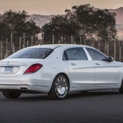 Maybach S600 20 175x175 at Mercedes Maybach S600 Shown Off in New Gallery