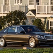 Maybach S600 3 175x175 at Mercedes Maybach S600 Shown Off in New Gallery