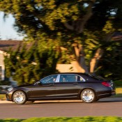 Maybach S600 4 175x175 at Mercedes Maybach S600 Shown Off in New Gallery