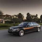 Maybach S600 6 175x175 at Mercedes Maybach S600 Shown Off in New Gallery