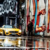 Mercedes AMG GT Splash 1 175x175 at Gallery: Mercedes AMG GT Makes a Splash in Berlin