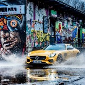 Mercedes AMG GT Splash 2 175x175 at Gallery: Mercedes AMG GT Makes a Splash in Berlin
