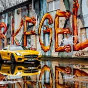 Mercedes AMG GT Splash 3 175x175 at Gallery: Mercedes AMG GT Makes a Splash in Berlin