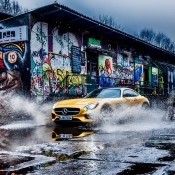 Mercedes AMG GT Splash 5 175x175 at Gallery: Mercedes AMG GT Makes a Splash in Berlin