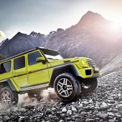 Mercedes G 500 4x4 squared 1 175x175 at Mercedes G500 4x4²   Details and Pictures