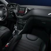 Peugeot 208 Facelift 9 175x175 at Official: Peugeot 208 Facelift