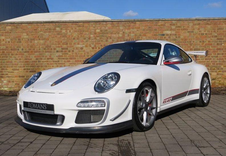 Porsche 911 GT3 RS 4.0 on Sale for £250K