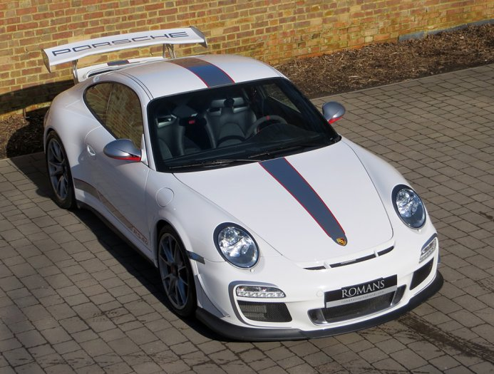 Porsche 911 GT3 RS 4 0 on Sale for £250K