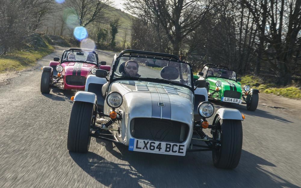 2015 Caterham Seven 0 at 2015 Caterham Seven Gets Three New Models
