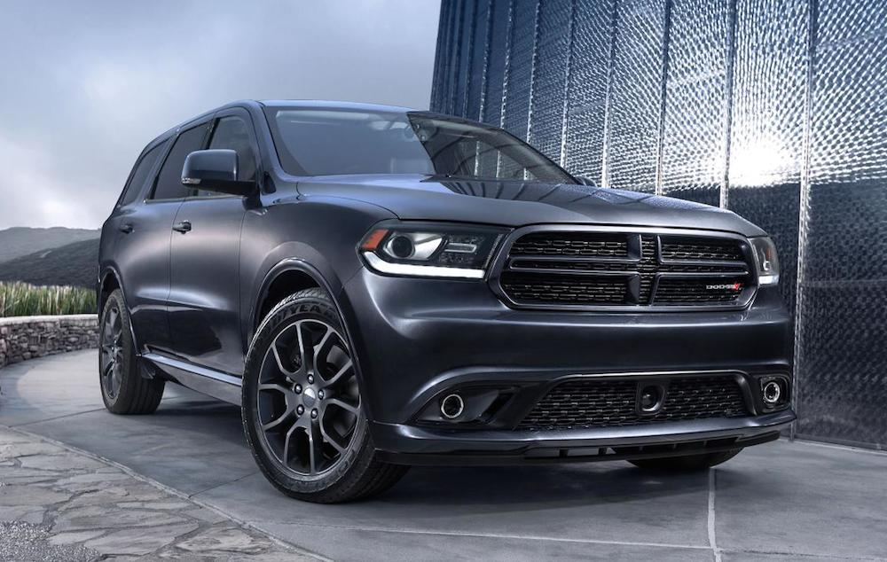 Official 2015 Dodge Durango R T