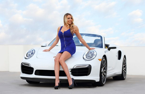 911 cabrio blue angel 0 600x390 at Weekend Eye Candy: Porsche 911 Cabrio & a Blue Angel